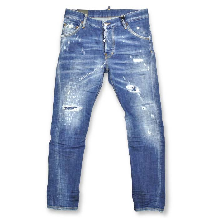 DSQUARED2 Medium Holes Classic Kenny Jeans